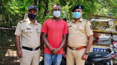 नालासोपारा मधून एका नायजेरियन ड्रग्स तस्कराला अटक; 95.65 लाखाचे 478 ग्राम कोकेन जप्त