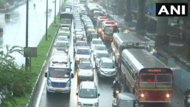 Mumbai Traffic Updates: मुंबईत Eastern Express Highway-Chembur वर  वाहतूक कोंडी