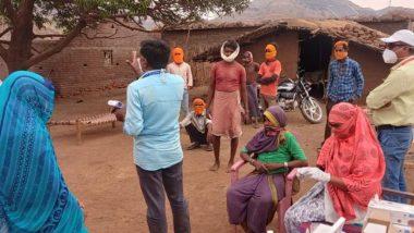 COVID-19 In Maharashtra: स्वयंशिस्त आणि शासनाच्या कोरोनाविषयक नियमावलीचे पालन करून धुळे जिल्ह्यातील 47 आदिवासी पाडे आजही कोरोनामुक्त