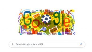 UEFA Euro 2020 Google Doodle: 12 जून पासून रंगणार्या युरो 2020 स्पर्धेचं औचित्य साधत गूगलचं खास डूडल