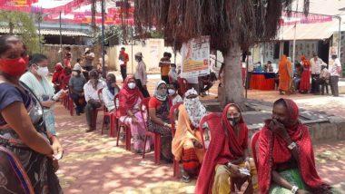 COVID-19 Vaccination In Maharashtra: नंदुरबार जिल्ह्यातल्या सिंद गव्हाण, पुरूषोत्तमनगर, सागळीया  या तीन गावांचं 45 वर्षांवरील लसीकरणाचे निर्धारीत उदिष्ट 100% साध्य