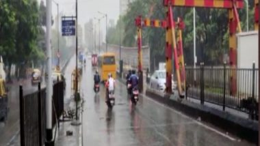 Mumbai Rains: मुंबई मध्ये दोन दिवसांच्या विश्रांतीनंतर पुन्हा मुसळधार सुरू