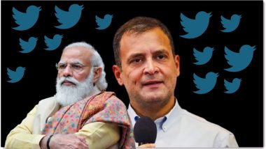 Rahul Gandhi on Central Government: केंद्र सरकार 'ब्लू टिक'साठी लढतंय, कोरोनाविरुद्ध नव्हे- राहुल गांधी
