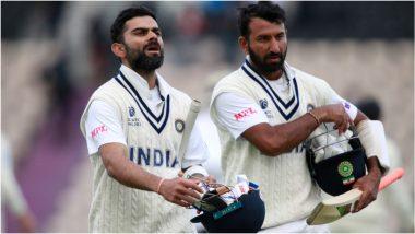IND vs ENG 3rd Test Day 3: तिसऱ्या दिवशी रोहित-पुजारानंतर कोहलीचा बोलबाला, भारताने दिवसाखेर केल्या 215/2 धावा