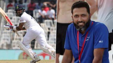 ICC World Test Championship: न्यूझीलंडविरुद्ध महामुकाबल्यासाठी Wasim Jaffer यांनी भारतीय फलंदाजांना दिला गुप्त संदेश, तुम्ही डिकोड करू शकता का?