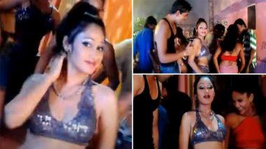 Taarak Mehta Ka Ooltah Chashmah मधील दयाबेन उर्फ Disha Vakani चा हॉट डान्स व्हिडिओ व्हायरल; पाहुन चाहते होतील थक्क