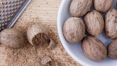 Health Benefits Of Nutmeg: मसाल्यांमध्ये वापरल्या जाणाऱ्या 'जायफळ' चे आहेत बरेच औषधी गुण' जाणून फायदे