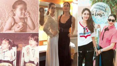 Kareena Kapoor ने खास व्हिडिओ शेअर करत Karishma Kapoor ला दिल्या वाढदिवसाच्या शुभेच्छा (Watch Here)