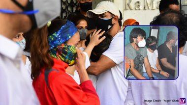 पती Raj Kaushal याला अंतिम निरोप देताना Mandira Bedi ला अश्रू अनावर (See Pics)