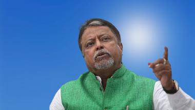 Mukul Roy Returns to TMC: भाजपला धक्का; मुकुल रॉय यांची तृणमूल काँग्रेसमध्ये 'घरवापसी'