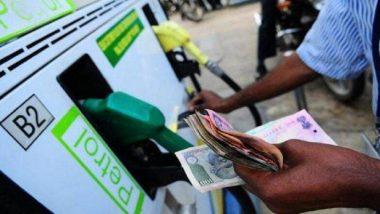 भारतामध्ये आज पुन्हा पेट्रोल, डिझेलच्या दरात वाढ