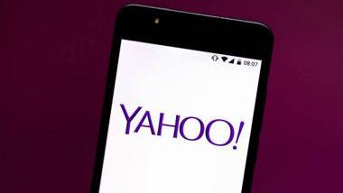 Yahoo Mobile सेवा बंद करण्याचा कंपनीचा निर्णय; 'या' तारखेनंतर घेता येणार नाही सेवेचा लाभ