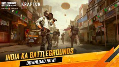 Battlegrounds Mobile India चाहत्यांसाठी खूशखबर; बेटलग्राऊंड मोबाईल इंडिया Google Play Store वर Pre-Registered Users साठी उपलब्ध