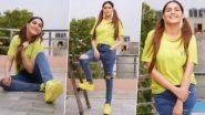 Sapna Choudhary ने जीन्स आणि टॉपमध्ये केले Hot फोटोशूट, नवा अंदाज पाहून चाहते घायाळ