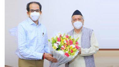 Governor Bhagat Singh Koshyari's Birthday: राज्यपाल भगत सिंह कोश्यारी यांना वाढदिवसानिमित्त मुख्यमंत्री उद्धव ठाकरे, देवेंद्र फडणवीस, प्रविण दरेकर, संजय राऊत यांच्यासह मान्यवरांकडून शुभेच्छा