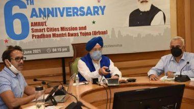 Pradhan Mantri Awas Yojana: स्मार्ट सिटी अभियानाला 6 वर्ष पूर्ण; पुणे, पिंपरी चिंचवडला मिळाले 4 स्टार