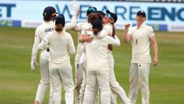 IND W vs ENG W Test 2021 Day 2: स्मृती मांधना आणि शेफाली वर्माची जबरदस्त फलंदाजी, पण दिवसाअखेर इंग्लंडच्या गोलंदाजाची दिसली जादू