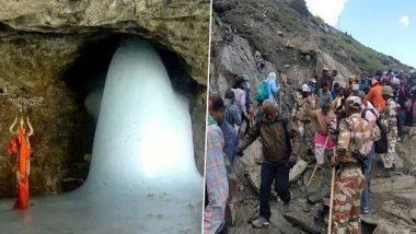Shri Amarnathji Shrine Board: एसएएसबीकडून नोंदणीकृत यात्रेकरांची नोंदणी शुल्क परत करण्याची घोषणा
