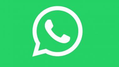 WhatsApp 'View Once' फिचर Beta युजर्ससाठी लवकरच होणार उपलब्ध; पहा काय आहे खासियत