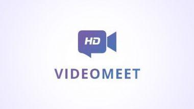VideoMeet भारतीय अॅपचे खास फिचर लॉन्च; Google meet आणि Zoom ला देणार टक्कर, पहा काय आहे खासियत