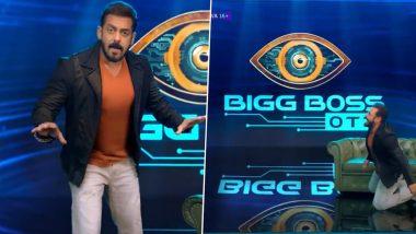Bigg Boss OTT First Promo: सलमान खान चा रियालिटी शो 'बिग बॉस ओटीटी'चा प्रोमो आऊट (Watch Video)