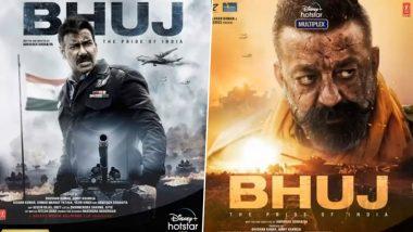Bhuj The Pride of India Teaser: अजय देवगणच्या 'भुज: द प्राइड ऑफ इंडिया'चा दमदार टीझर प्रदर्शित; प्रेक्षकांना मिळणार अॅक्शन-वॉर सीन्सची मेजवानी (Watch Video)