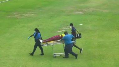 WI(W) Vs PAK(W): वेस्टइंडीज विरुद्ध पाकिस्तान यांच्यातील दुसऱ्या एकदिवसीय सामन्यात घडला धक्कादायक प्रकार, 2 खेळाडू रुग्णालयात दाखल