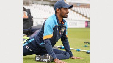IND vs ENG 2021: इंग्लंड कसोटीपूर्वी टीम इंडियासाठी खुशखबर, 'या' भारतीय संघात झाला सामावेश