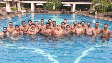 India vs Sri Lanka: भारतीय संघाचा क्वारंटाईन कालावधी पूर्ण; BCCI ने शेअर केला खेळाडूंच्या चेहऱ्यावरील आनंद