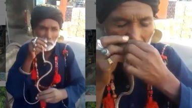 धक्कादायक! चक्क जिवंत साप नाकातून घालून तोंडातून काढला बाहेर; अभिनेता Vidyut Jammwal ने शेअर केला Viral Video