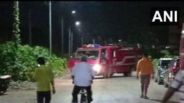 Palghar मधील 'भारत केमिकल्स'मध्ये मोठा स्फोट; अनेकजण जखमी