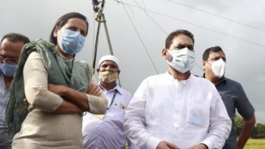 Maharashtra Floods: वीज नसलेल्या पूरग्रस्त गावांना वितरीत केले जाणार मोफत सौर दिवे; ऊर्जामंत्री डॉ. नितीन राऊत यांची घोषणा