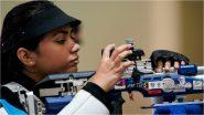 Tokyo Olympics 2020 Shooting: महिला 10 मी एअर रायफल इव्हेंटमध्ये भारताचे आव्हान संपुष्टात, Elavenil Valarivan व अपूर्वी चंदेला क्वालिफाय करण्यात अपयशी