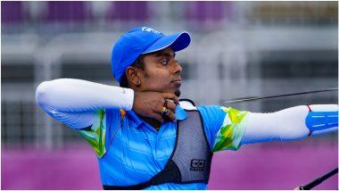 Tokyo Olympics 2020: शूट आऊटमध्ये अतानू दासचा परफेक्ट 10, ऑलिम्पिक सुवर्ण पदक विजेत्याला असा दाखवला परतीला रस्ता (Watch Video)