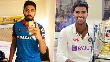 India vs County XI: टीम इंडियामध्ये स्थान न मिळाल्याने Avesh Khan व Washington Sundar काउंटी संघाकडून मैदानात, पाहा नेटकऱ्यांच्या प्रतिक्रिया
