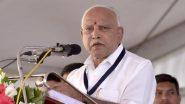 BS Yediyurappa's  Supporter Commits Suicide: बीएस येडीयुरप्पा यांच्या समर्थकाची आत्महत्या, मुख्यमंत्री पदाचा राजीमामा दिल्याच्या नैराश्येतून कृत्य