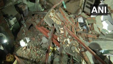 Building Collapsed in Mumbai: मुंबईत बांधकामाधीन असलेली इमारत कोसळली, शेजारच्या चार घरातील नागरिक जखमी
