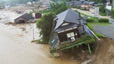 China Floods: चीनमध्ये गेल्या 1000 वर्षातील सर्वात मुसळधार पाऊस; लाखो लोक स्थलांतरीत, Apple City बुडाली