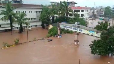 Maharashtra Floods: चिपळूण शहर स्वच्छ करण्यासाठी तातडीची मदत म्हणून 2 कोटी निधी मंजूर
