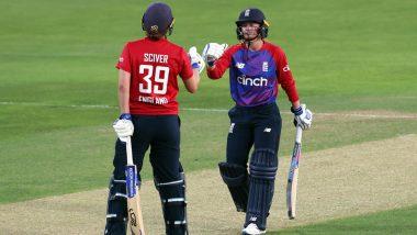 IND W vs ENG W 3rd T20I: स्मृती मंधानावर भारी Danni Wyatt चे अर्धशतक, भारताला 8 विकेटने धोबीपछाड देत मालिका 2-1 ने इंग्लंडच्या खिशात