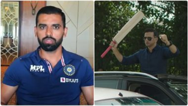 IND vs SL ODI 2021: राहुल द्रविड फक्त 'इंदिरानगर का गुंडा' तर संपूर्ण 'भारताचा गुंडा', दीपक चाहर असे का म्हणाला जाणून घ्या