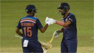 IND vs SL 2nd T20I: टी-20 पदार्पणाची खेळाडूंना संधी, टीम इंडिया दुसर्या सामन्यात नवीन कर्णधार व 7 बदलांसह मैदानात उतरण्याची शक्यता