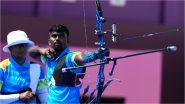 Tokyo Olympics 2020 - Archery: दीपिका कुमारी-प्रवीण जाधव मिश्र दुहेरीत पराभूत, दक्षिण कोरियन टीमने क्वार्टर-फायनलमध्ये केली मात