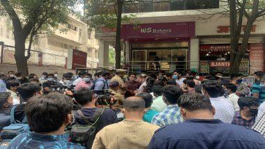 MPSC Students Protest Pune : पुणे येथे एमपीएससी विद्यार्थ्यांचे आंदोलन
