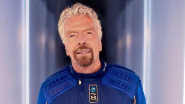 Space Flight: आज संध्याकाळी 6:30 वाजता Virgin Galactic चे Richard Branson निघणार अंतराळ प्रवासाला; 'या' ठिकाणी पाहू शकला Live Streaming