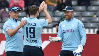 ENG vs PAK ODI 2021: पाकिस्तानविरुद्ध मालिकेसाठी 16 सदस्यीय ब्रिटिश संघ जाहीर, या खेळाडूंना मिळाले स्थान