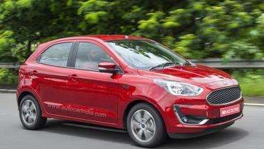 Ford कडून भारतात Figo ऑटोमॅटिक लॉन्च, जाणून घ्या फिचर्ससह खासियत
