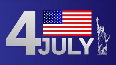 Happy 4th of July: आज अमेरिका साजरा करत आहे आपला 245 वा स्वातंत्र्यदिन; जाणून घ्या काय आहे या दिवसाचा इतिहास