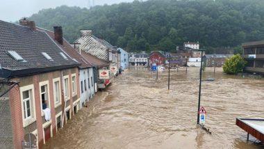 Europe Floods:  युरोपमध्ये शतकातील सर्वात मोठा पूर, 200 जणांनी प्राण गमावल्याची शक्यता, 1000 पेक्षाही अधिक बेपत्ता