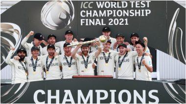 WTC 2021-23: ICC कडून वर्ल्ड टेस्ट चॅम्पियनशिपच्या नवीन पॉइंट सिस्टम, वेळापत्रकाची घोषणा, जाणून घ्या डिटेल्स